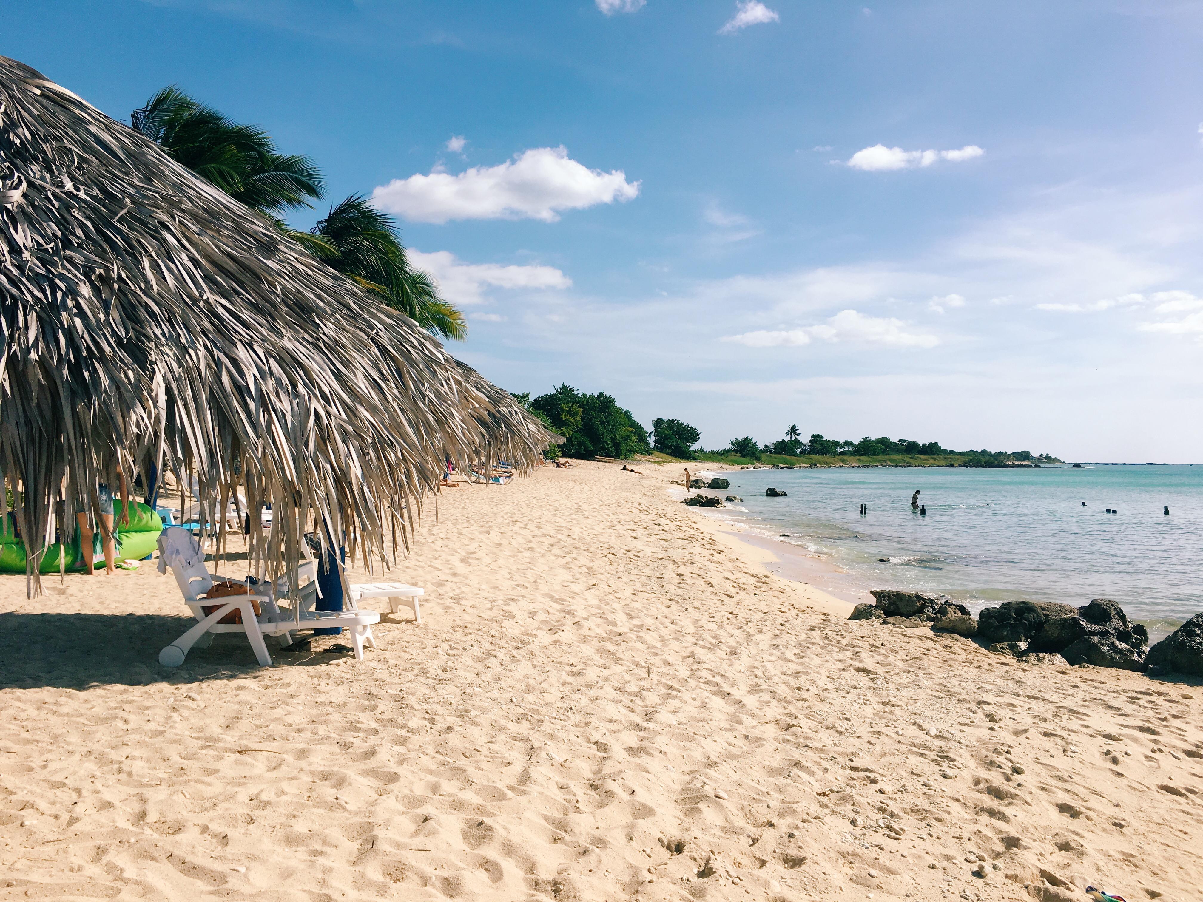 Playa La Boca, Cuba